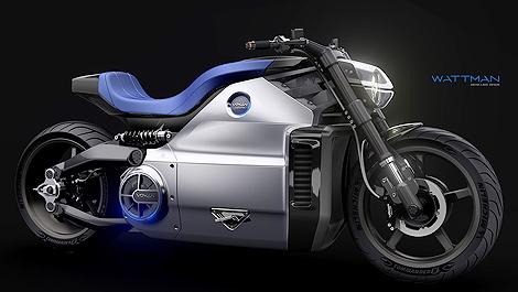 voxan wattman la moto lectrique la plus puissante au monde. Black Bedroom Furniture Sets. Home Design Ideas