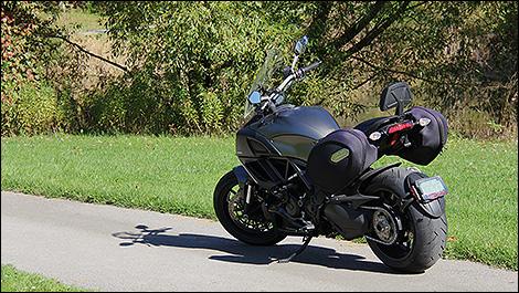 Ducati Diavel Windscreen