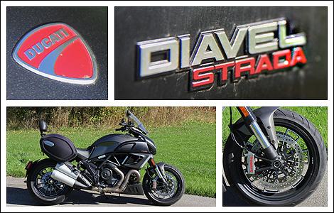 2013 Ducati Diavel Strada Review