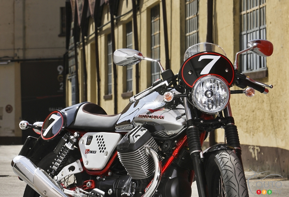 2013 Moto Guzzi V7 Service Manual