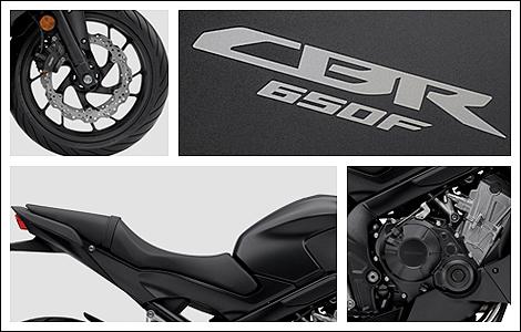 2014 Honda CBR650F Preview