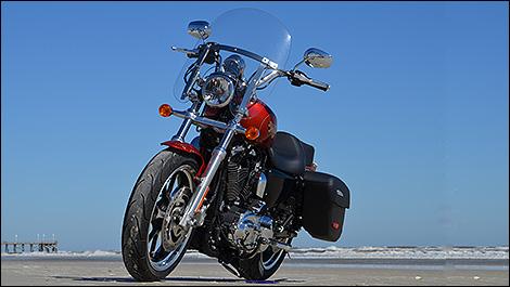 2014 Harley-Davidson SuperLow 1200T Review