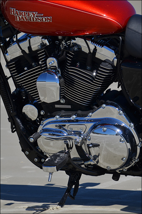 2014 Harley-Davidson SuperLow 1200T Review