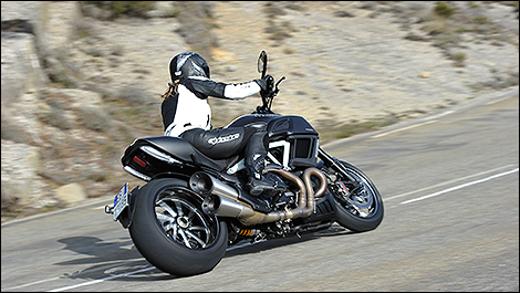 2015 Ducati Diavel Carbon First Impressions