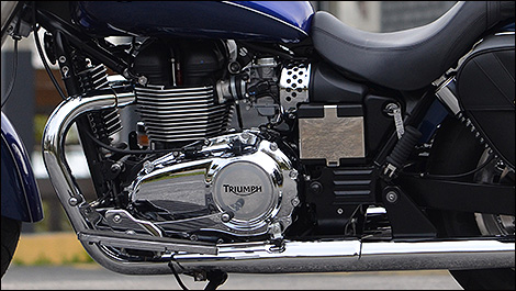 2014 Triumph America LT Review