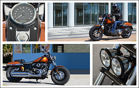 2014 Harley-Davidson Fat Bob Review