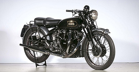 Pebble Beach: Top Dollar for Motorcycles at Auction