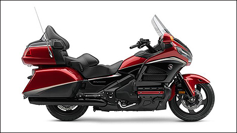 Honda launches 2015 Gold Wing 40th Anniversary Edition