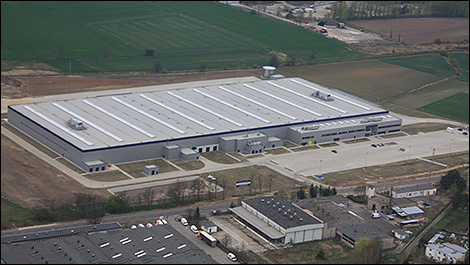 Polaris opens new assembly plant in Poland