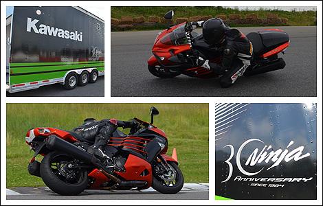 2014 Kawasaki Ninja ZX-14R ABS Review
