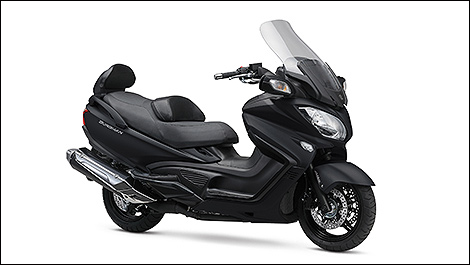 Suzuki Burgman 650 Executive ABS 2015