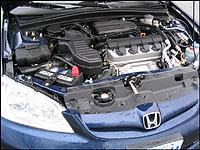 2004 Honda Civic Si Sedan Road Test