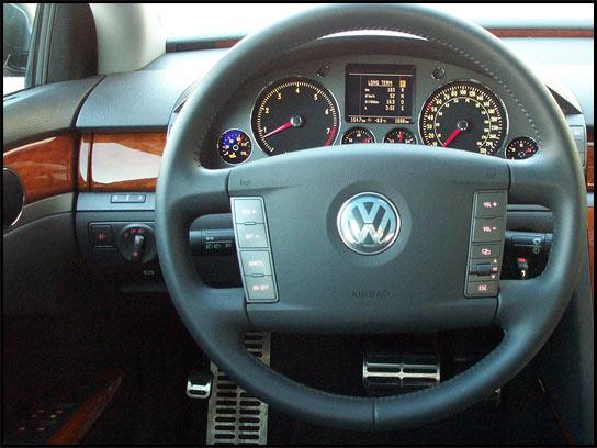 Photos Volkswagen Phaeton V8 2005