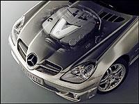 2005 mercedes benz slk 320 cdi tri turbo vision concept. Black Bedroom Furniture Sets. Home Design Ideas