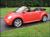 volkswagen new beetle glx dcapotable 2005. Black Bedroom Furniture Sets. Home Design Ideas