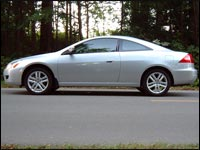 The Accord Coupe Remains Fresh In Its Appearance Thanks To Its Low Profile  And Mixture Of Sharp Angles And Rounded Surfaces, Combined With A Long Nose  And ...