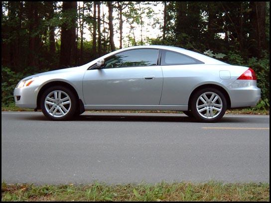 Honda Accord Coupe Ex V6 2005