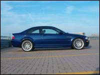 2005 BMW M3 Competition Package Road Test