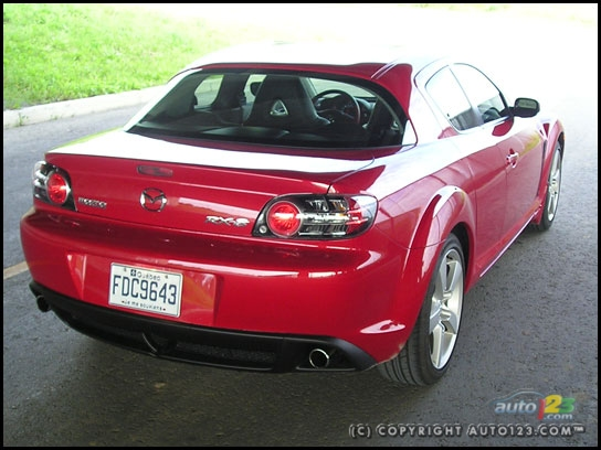photos 2006 mazda rx 8 gt road test. Black Bedroom Furniture Sets. Home Design Ideas