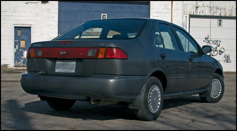 1995-1999 Nissan Sentra Pre-Owned