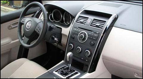 2007 Mazda Cx 9 First Impressions