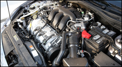 2007 Ford Fusion Transmission