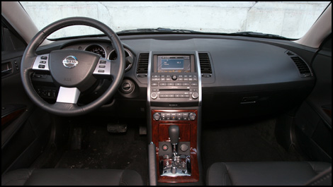 The Dashboard Looks Good And Is Well Assembled.