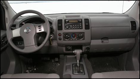 2007 Nissan Frontier Crew Cab Se 4x4 Road Test
