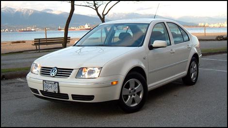 2007 Volkswagen City Jetta Road Test