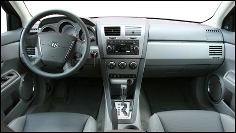 2008 Dodge Avenger Sxt Road Test