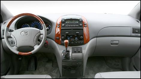 2007 Toyota Sienna Limited Awd Road Test