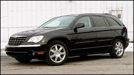 2007 Chrysler Pacifica Limited Road Test
