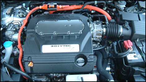 The Accord S Hybrid Technology Is Combination Of A 3 0l V6 Engine And An Electric Motor Generator
