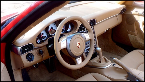 2007 Porsche 911 Carrera 4s Cabriolet Road Test
