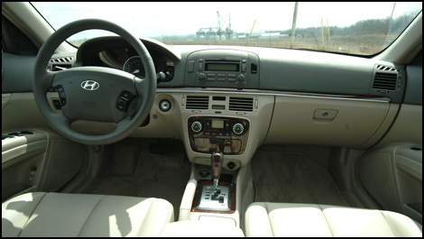 Hyundai sonata 2007 gls