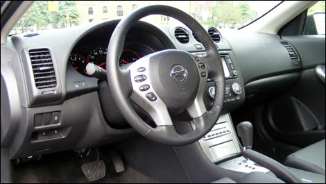 2008 Nissan Altima Coupe First Impressions