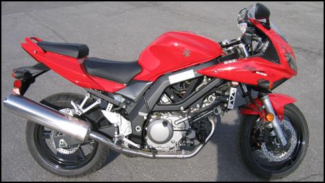 2007 Suzuki SV650S Road Test