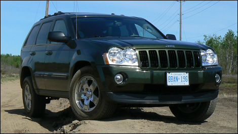 2007 jeep grand cherokee 3 0l crd road test. Black Bedroom Furniture Sets. Home Design Ideas