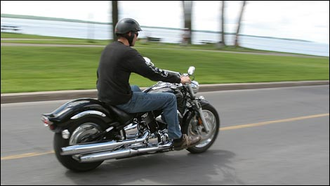 2007 yamaha v star 1100 road test publicscrutiny
