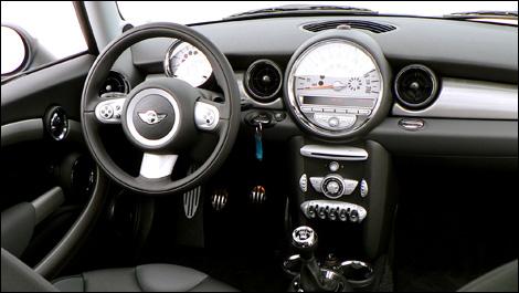 Mini Cooper S 2007 Essai