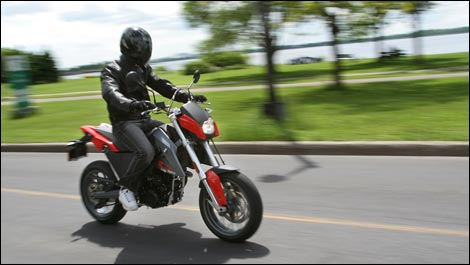 2007 Bmw G 650 Xmoto Road Test