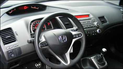 The Interior Is Quite Different From What The Competition Has To Offer.
