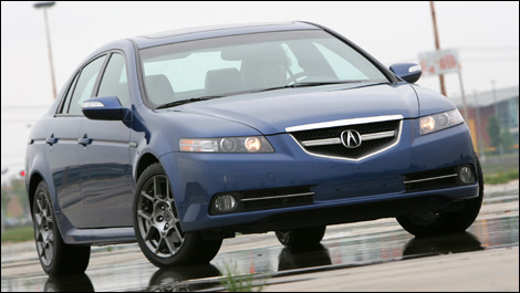2007 acura tl type s road test