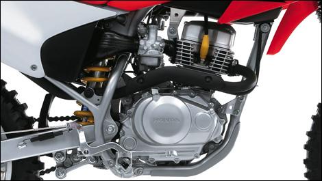 2008 Honda Crf150f Preview