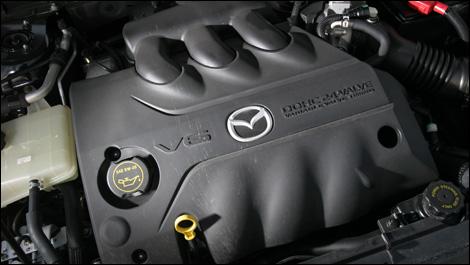 2007 Mazda6 Sport Wagon GT-V6 Road Test