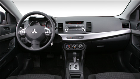 2008 Mitsubishi Lancer ES Road Test