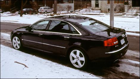Audi A L W Road Test - 2007 audi a8