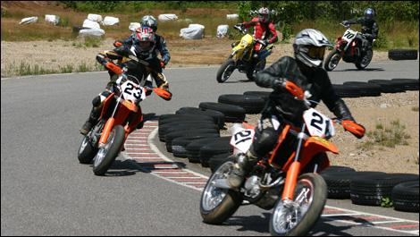 2007 KTM 450 SMR First Impressions