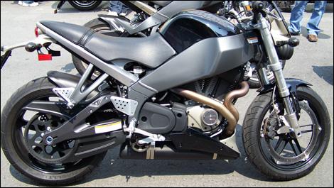 2007 Buell Lightning XB12Ss Road Test