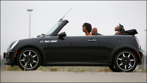 2007 MINI Cooper S Cabriolet Sidewalk Review